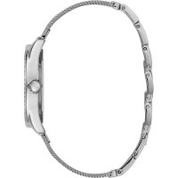 Guess W1142L1 zegarek srebrny fashion/modowy Bransoleta bransoleta