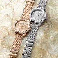 zegarek Guess W1142L1 srebrny Bransoleta