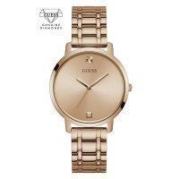 Guess W1313L3 Bransoleta zegarek damski klasyczny mineralne