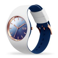 ICE Watch ICE.016983 ICE duo chic White marine Rozm. M Ice-Duo klasyczny zegarek niebieski