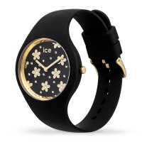 ICE Watch ICE.016659 Ice-Flower ICE Flower Precious Black Rozm. S zegarek damski fashion/modowy mineralne