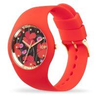 ICE Watch ICE.017577 zegarek czerwony fashion/modowy Ice-Flower pasek
