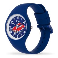 zegarek ICE Watch ICE.017891 kwarcowy dla dzieci Ice-Flower ICE fantasia - Car Rozm.S