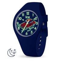 ICE Watch ICE.017891 zegarek niebieski klasyczny Ice-Flower pasek