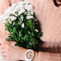 ICE Watch ICE.FL.LEG.S.S.15 dla dzieci zegarek Ice-Flower pasek