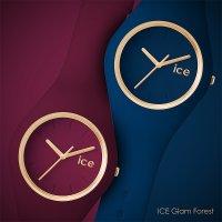 zegarek ICE Watch ICE.001055 niebieski Ice-Glam Forest