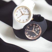 ICE Watch ICE.015341 zegarek biały fashion/modowy Ice-Glam pasek