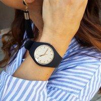 ICE Watch ICE.001355 Ice-Glitter ICE glitter black gold rozm. M zegarek damski fashion/modowy mineralne