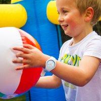 zegarek ICE Watch ICE.014425 biały ICE-Ola Kids