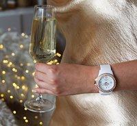 Zegarek ICE Watch ICE Star White Rozm. M - damski  - duże 9