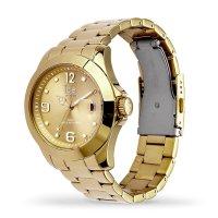 Zegarek ICE Watch ICE Steel Gold shiny Rozm. M - damski  - duże 13