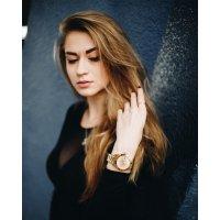 Zegarek ICE Watch ICE Steel Gold shiny Rozm. M - damski  - duże 9