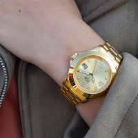 Zegarek ICE Watch ICE Steel Gold shiny Rozm. M - damski  - duże 8