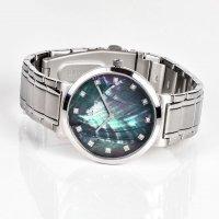 zegarek Jacques Lemans 1-1998D srebrny Classic