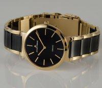 Jacques Lemans 1-1999C damski zegarek Ceramic bransoleta