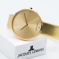 zegarek Jacques Lemans 1-2056H złoty Classic