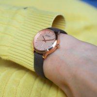 Joop 2022886 zegarek różowe złoto klasyczny Pasek pasek