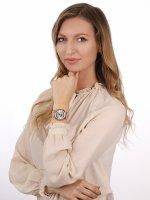 Timex TW2U54700 zegarek damski Celestial Automatic