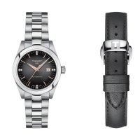 Zegarek damski klasyczny  T-My T132.007.11.066.01 T-MY LADY AUTOMATIC szkło szafirowe - duże 8