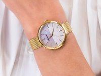 Zegarek damski klasyczny Adriatica Bransoleta A3525.1117Q szkło mineralne - duże 6