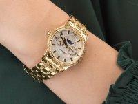 zegarek Adriatica A3601.1113QFZ złoty Bransoleta