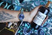 Atlantic 29038.41.57MB Elegance zegarek damski klasyczny szafirowe
