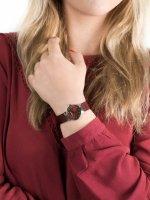 Zegarek damski klasyczny Bering Classic 10126-303 szkło szafirowe - duże 5