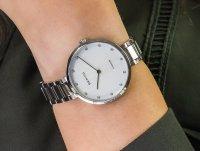 Zegarek damski klasyczny Bering Classic 11334-770 szkło szafirowe - duże 6