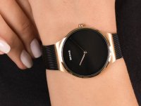 Zegarek damski klasyczny Bering Classic 12138-166 szkło szafirowe - duże 6