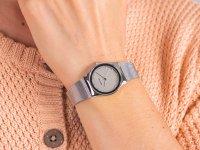 Zegarek damski klasyczny Bering Classic 12927-000 szkło szafirowe - duże 6