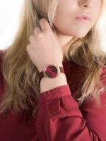 Zegarek damski klasyczny Bering Classic 14531-363 szkło szafirowe - duże 5