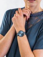 Zegarek damski klasyczny Bering Classic 16540-308 szkło szafirowe - duże 5