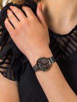 Zegarek damski klasyczny Bisset Klasyczne BSBF32RIVX03BX szkło szafirowe - duże 5