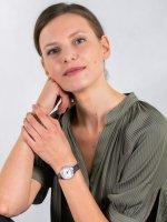 Zegarek damski klasyczny Bulova Crystal 96L282 szkło mineralne - duże 4