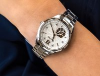 Zegarek damski klasyczny Bulova Diamond 96P181 szkło szafirowe - duże 6