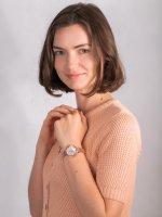 Zegarek damski klasyczny Casio Sheen SHE-4052PG-4AUEF szkło mineralne - duże 4