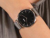 zegarek Cluse CW0101201004 srebrny La Boheme
