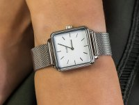zegarek Cluse CL60001 srebrny La Tetragone