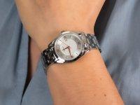 Zegarek damski klasyczny Doxa Neo 121.15.023R.10 szkło szafirowe - duże 6
