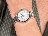 Zegarek damski klasyczny Grovana Bransoleta 5016.1132 szkło szafirowe - duże 6