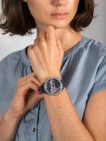 Zegarek damski klasyczny Guess Pasek W1276L1 szkło mineralne - duże 5