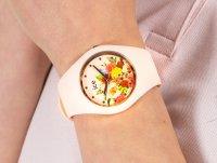 ICE Watch ICE.017583 ICE Flower Pink bouquet Rozm. M zegarek klasyczny Ice-Flower