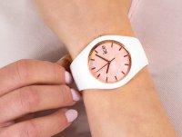 Zegarek damski klasyczny ICE Watch ICE-Pearl ICE.017126 ICE Pearl White Pink Rozm. M szkło mineralne - duże 6