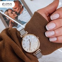 Lorus RG233QX9 Fashion zegarek damski klasyczny mineralne
