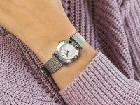 Zegarek damski klasyczny Lorus Fashion RRS53RX9 szkło mineralne - duże 6