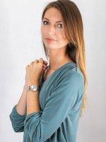 Zegarek damski klasyczny Meller Denka W3RP-2SILVER Denka Silver szkło mineralne z powłoką szafirową - duże 4