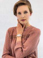 Zegarek damski klasyczny Meller Madi W7RB-1PINK Madi Roos Pink szkło mineralne z powłoką szafirową - duże 4