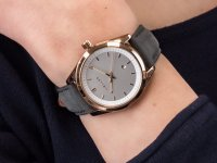 Zegarek damski klasyczny Meller Maya W9RB-1GREY Maya Roos Grey szkło mineralne z powłoką szafirową - duże 6