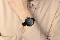 Zegarek damski klasyczny Meller Niara W5NN-2BLACK Niara Baki Black szkło mineralne z powłoką szafirową - duże 10