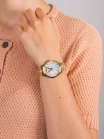 Zegarek damski klasyczny Michael Kors Runway MK6689 RUNWAY szkło mineralne - duże 5